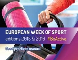8 practical #BeActive Manuals